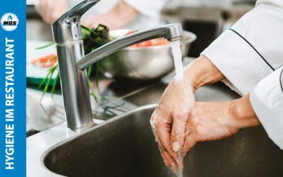 Hygiene im Restaurant (Was tun bei Legionellen?)